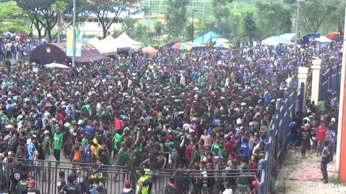 Tiket Persib vs Barito Laris, Ini Imbauan Polisi untuk Bobotoh, Jika Melanggar Ada Tindakan Tegas