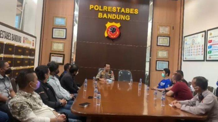 Bobotoh dan Perwakilan Manajemen Persib Datangi Polrestabes Bandung, Ada Apa Lagi?