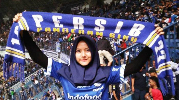 Bobotoh Geulis Asal Purbalingga Jawa Tengah Ini Optimistis Persib Bandung Menang Lagi