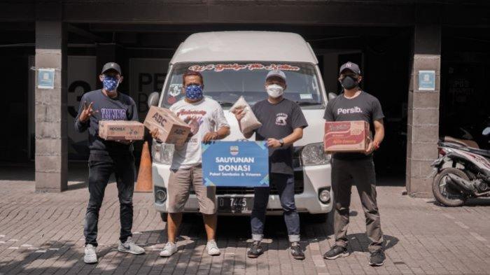 Bobotoh Persib di Tasikmalaya Ini Bikin Gerakan Membantu Masyarakat yang Terdampak PPKM Darurat