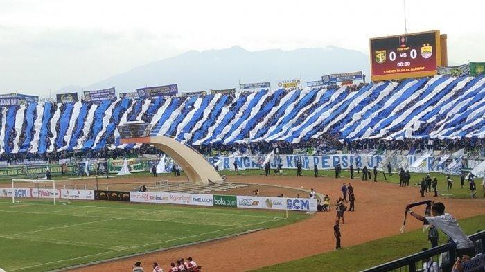 Bhayangkara FC Jamu Persib Bandung di Stadion Si Jalak Harupat, Minggu Depan