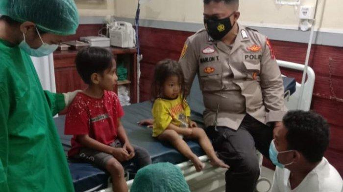 Dua Balita di NTT Ditelantarkan Ibu, 2 Hari Tidur di Rumah Kosong hingga Ada Luka Lebam