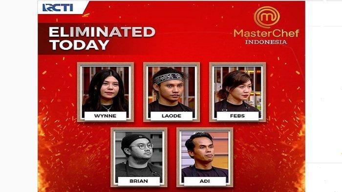 Bocoran MasterChef Indonesia Hari Ini, Tantangan Mystery Box, Siapa yang akan Menyusul Brian?