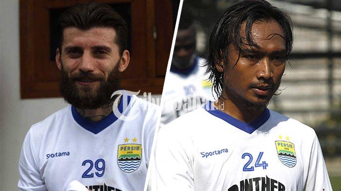 Mario Gomez Waswas Empat Pemain Pilarnya Dihantui Akumulasi Kartu Kuning Saat Jamu Arema FC