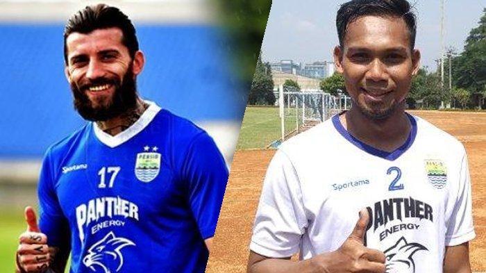 Jelang Persib Bandung vs Persebaya Surabaya, Saepuloh Maulana Menunggu Kesempatan