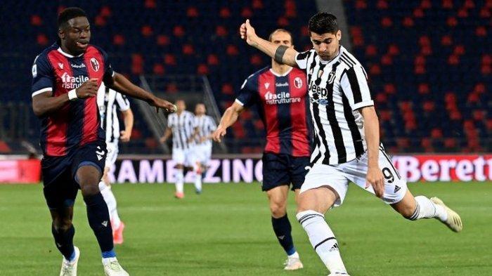 Hasil Liga Italia: Juventus Gilas Bologna 4-1, Lolos ke Liga Champions karena Napoli Main Imbang