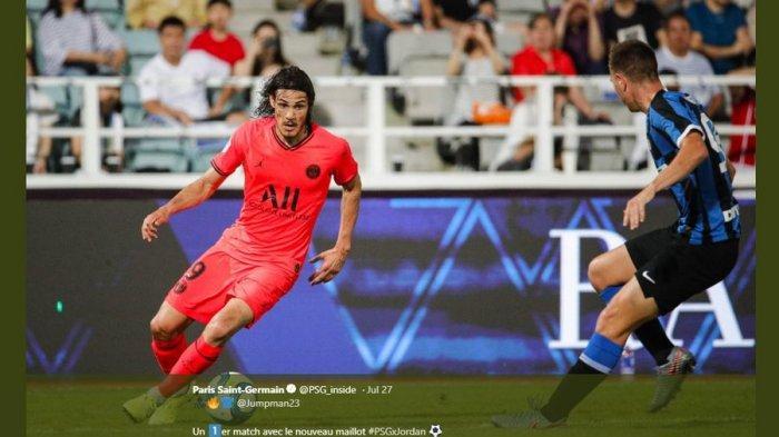 Antonio Cassano Sarankan Inter Milan Jual Lautaro Martinez dan Rekrut Edinson Cavani