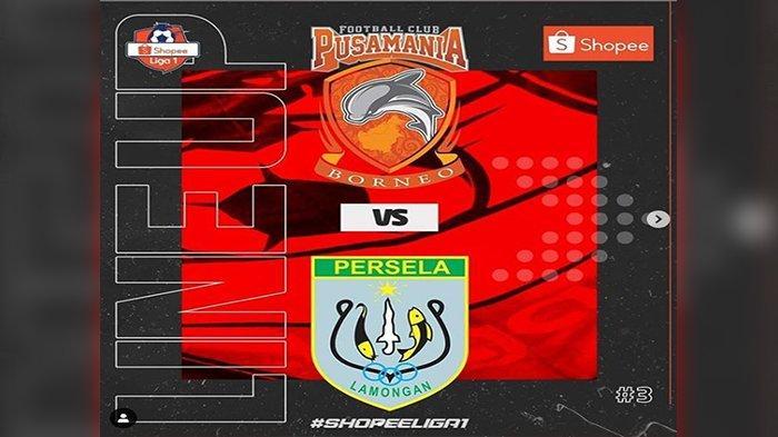 Tekuk Persela, Borneo FC Tempel Ketat Persib Bandung di Klasemen Liga 1 2020