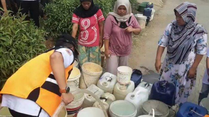 BPBD Kota Tasikmalaya Mulai Salurkan Air Bersih, Beberapa Daerah Sudah Alami Krisis