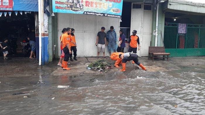 Sejak Awal Tahun 2021, 33 Bencana Alam Terjadi di Kota Sukabumi