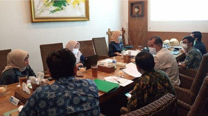 BPJS Kesehatan Bahas KP Desa Bersama DPMD Kabupaten Bandung
