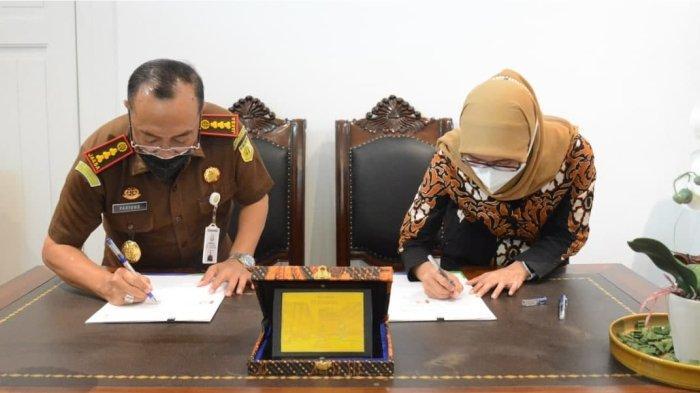 BPJS Kesehatan Soreang Lanjutkan Kerjasama dengan Kejaksaan Negeri Kabupaten Bandung