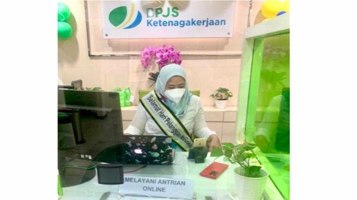 Peringati Hari Pelanggan Nasional, BPJS Ketenagakerjaan Bandung Lodaya berikan pelayanan yang maksimal