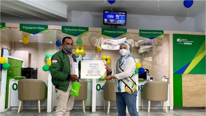 BPJS Ketenagakerjaan Bandung Lodaya  Meriahkan Hari Pelanggan Nasional