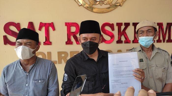 Diduga Gadaikan Sertifikat Tanah BPN Garut Dilaporkan ke Polisi, Kepala BPN Sebut Sertifikat Ada