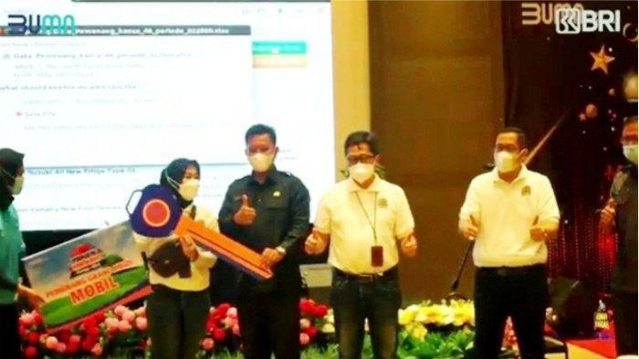 BRI Umumkan Pemenang Hadiah Simpedes   dan Launching Micropayment Ecosystem