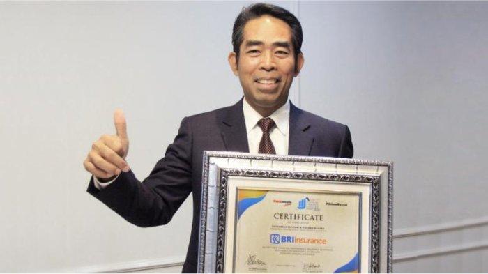 Berkat Inovasi, BRI Insurance Raih Penghargaan Best Financial Performance General Insurance
