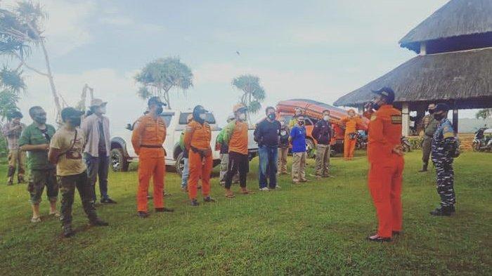 Pencarian Korban Tenggelam di Pantai Cikaso Garut Dilanjutkan, Tim Rescue SAR Tasikmalaya Dikerahkan