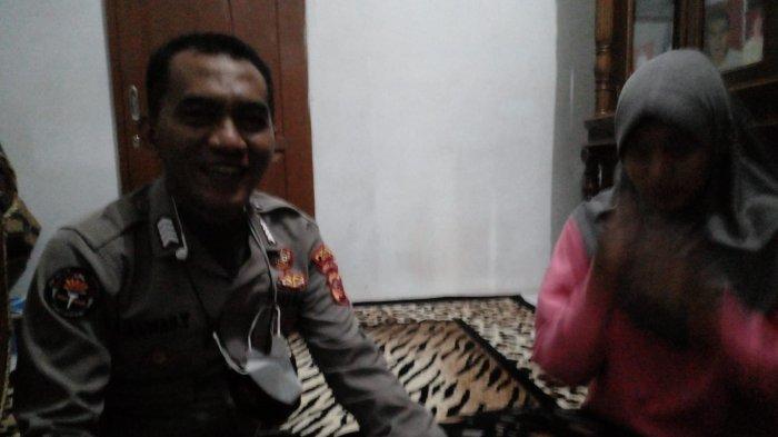 Cerita Anggota Polisi di Ciamis Bisa Menjemput Dheya Peraih Medali Emas PON, Ternyata Karena Ini