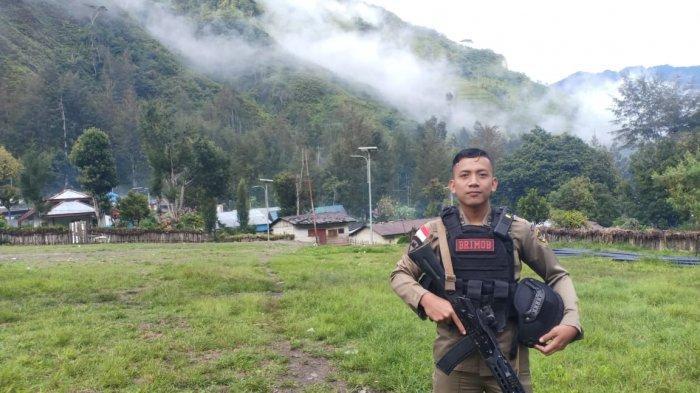 Kisah Briptu Krisno, Anggota Brimob Polda Jabar Lihat Anak Lahir di Video Call saat Tugas di Papua