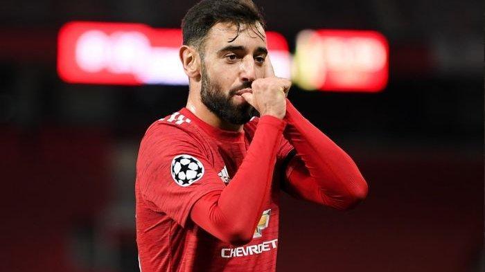Manchester United vs Newcastle, Setan Merah Menang 3-1, Bruno Fernandes Cetak Gol Lewat Penalti