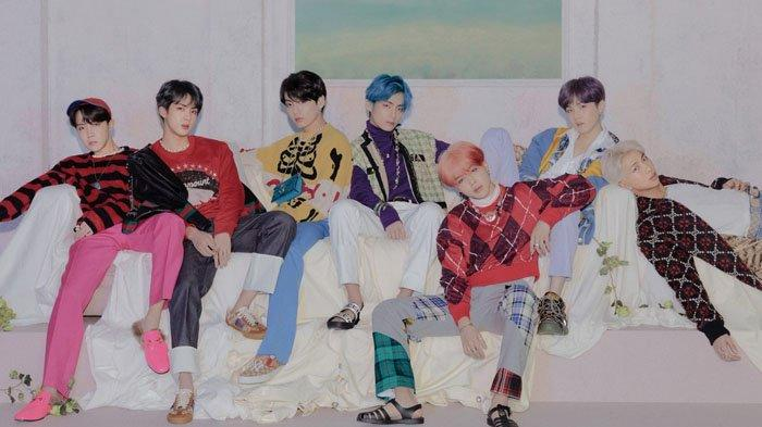 Jajaran Nama yang Hampir Jadi Member BTS, Bukan Jimin, Jungkook, dan Jin