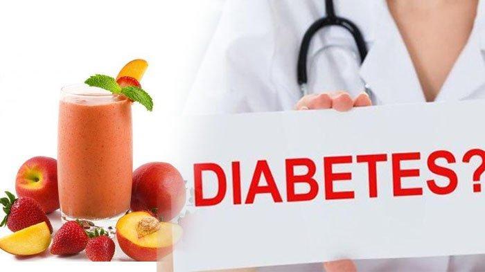Diabetes Bisa Disembuhkan, Konsumsi 5 Buah ini Ampuh Obati Diabetes Secara Alami Berikut Resepnya