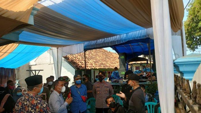 Resepsi Pernikahan dan Ratusan Kerumunan di Bandung Barat dan Cimahi Dibubarkan Polisi Selama PPKM