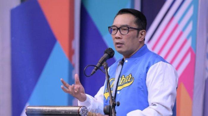 Pulihkan Roda Ekonomi UMKM, Ridwan Kamil Ajak Migrasi ke Digital, Terbukti Pendapatan Naik 40 Persen