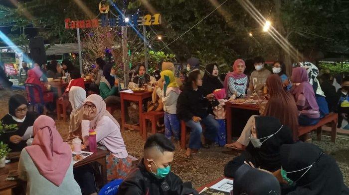 Kreativitas Warga Perkampungan di Cileunyi Bandung Sulap Semak Belukar Jadi Kafe Dikelola Bersama