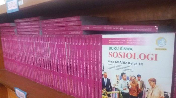 WADUH! Buku Pelajaran SMA di Jabar Mengandung Tautan Situs Dewasa, Bisa Diakses Lewat Ponsel