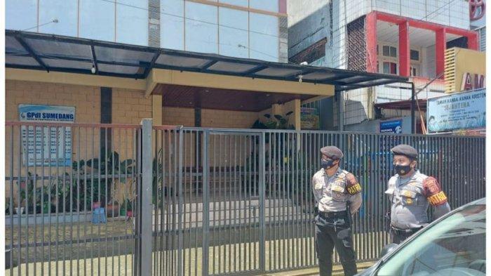 Buntut Bom Bunuh Diri di Gereja Katedral Makassar, Gereja di Sumedang Dicek dan Diamankan Polisi