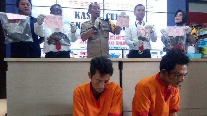 Keponakan Ditabrak, Pria di Palembang Dendam, Batalkan 20 Pesanan Taksol dan Bunuh Sopir Penabrak