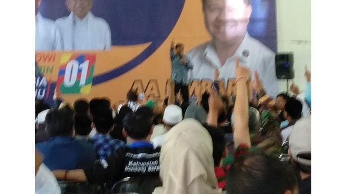 Ini Kata Bawaslu Soal Deklarasi Bupati Bandung Barat Aa Umbara yang Dukung Jokowi-Maruf