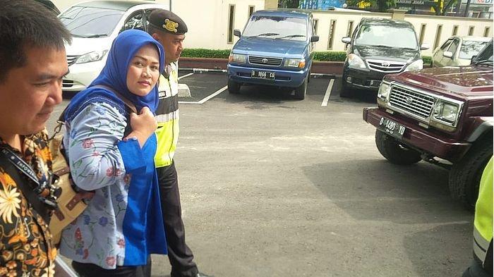 Bupati Bekasi Neneng Hasanah Yasin Dihadirkan Sebagai Saksi dalam Sidang Kasus Meikarta di Bandung