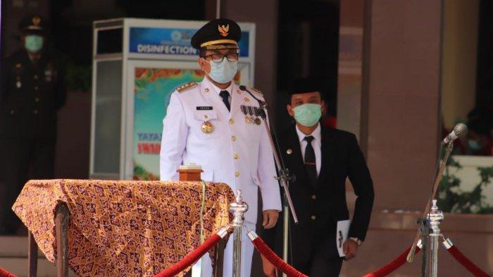Satpol PP Kabupaten Cirebon Tindak 62 Pelaku Usaha yang Melanggar Ketentuan PPKM