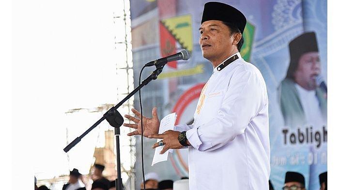 Bupati Bandung Lantik 245 ASN, Ada Staf Ahli jadi Kepala Dinas