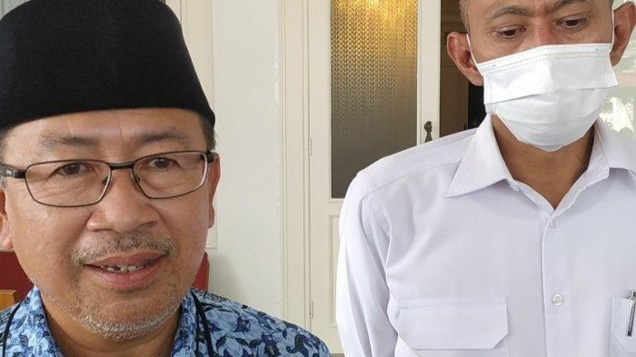 Bupati dan Wakil Bupati Cianjur terpilih H Herman Suherman-Tb Mulyana Syahrudin