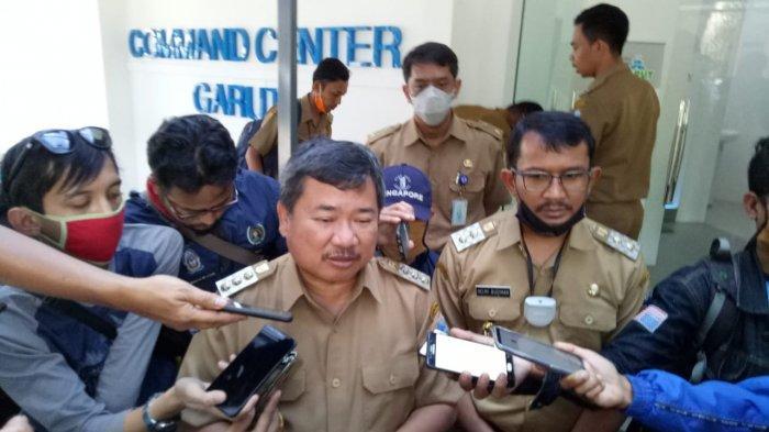 BREAKING NEWS: Satu Pasien di RSUD dr Slamet Garut Positif Covid-19, Pulang dari Jakarta