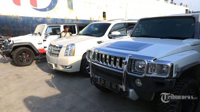 Deretan Mobil Mewah Bupati Hulu Sungai Tengah yang Ditangkap KPK, dari Rubicon sampai Hummer
