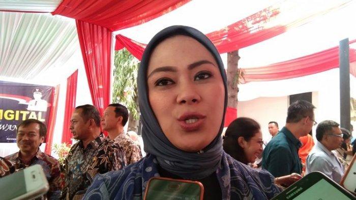 Tiga Kepala Daerah di Jabar Positif Virus Corona, Terbaru Bupati Karawang Cellica Nurrachadiana