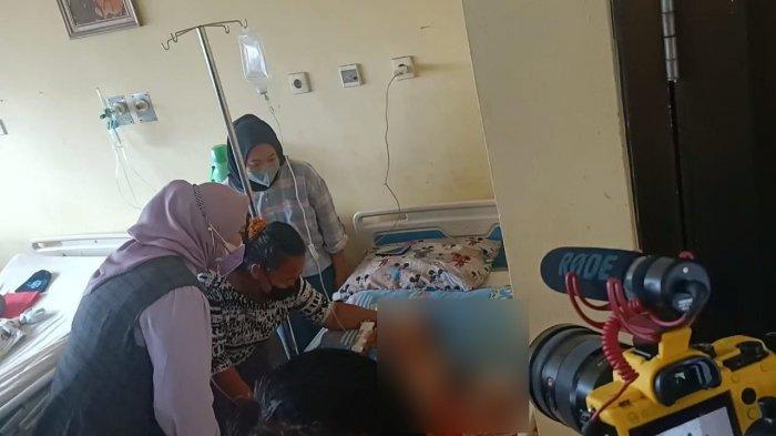 Bocah Viral Korban Tabrak Lari di Karawang Dijenguk Bupati, Cellica Janjikan Hal Ini