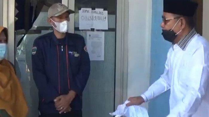 Bupati Solok Meradang dan Robek Surat Pernyataan Bersama Staf Puskesmas, Videonya Viral