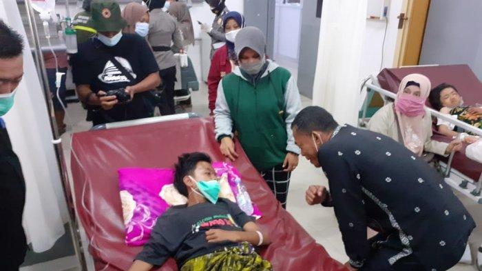 Sandi Cerita Detik-detik Kecelakaan Maut di Sumedang, Penumpang Beristigfar Sebelum Bus Masuk Jurang