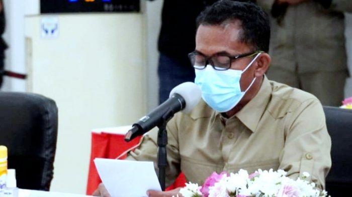 PPKM Darurat Jawa-Bali Diperpanjang, Pembagian Bansos di Subang Dipercepat dan Dikawal TNI-Polri