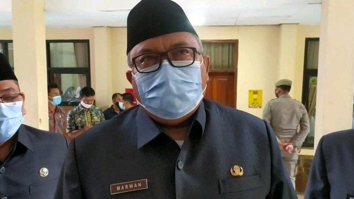 Bupati Sukabumi Minta Para Ulama dan Tokoh Masyarakat Ikut Sosialisasikan Vaksin Covid-19