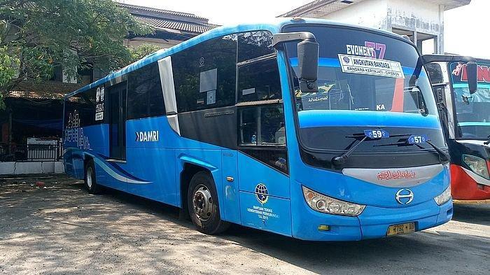 Masih Gratis, Bus Damri Menjadi Pilihan Favorit Warga ke Bandara Kertajati