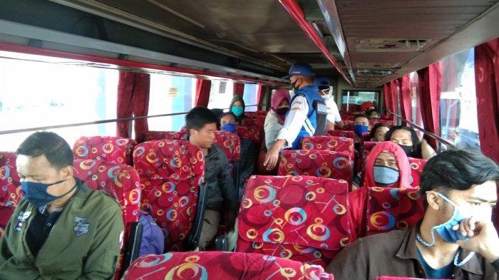 Tarif Bus Naik Imbas Pembatasan Penumpang Sesuai Protokol Kesehatan, Segini Besarannya