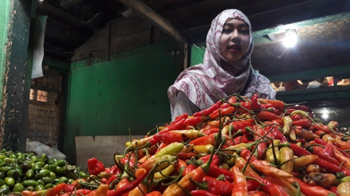 Harga Cabai Rawit Merah Di Garut Makin Pedas Tribun Jabar