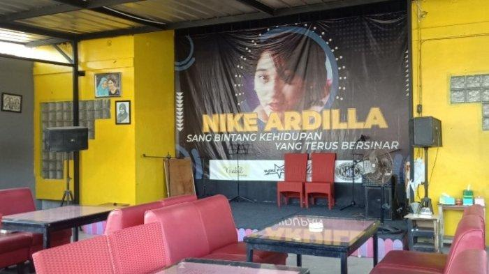 Cafe Bintang Kehidupan, Tempat Melepas Rindu Penggemar, Akan Ada Menu Favorit Nike Ardilla